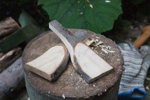 Löffelholzrohlinge aus OLivenholz
